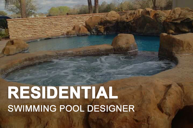 Pool Contractors, Swimming Pool Designers, Beaumont, Texas